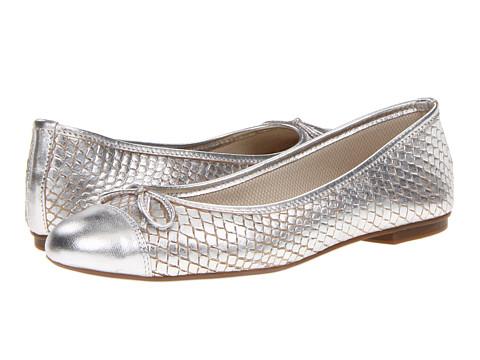 Balerini French Sole - Certain - Silver Snake
