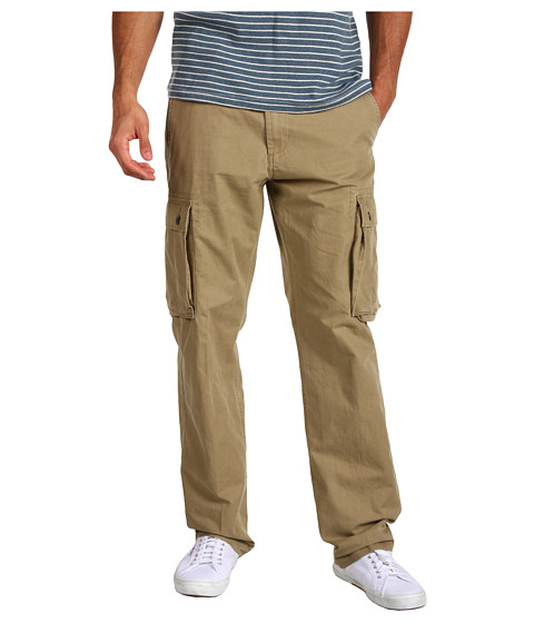 Pantaloni Dockers - Bellowed Pocket Cargo - Dark Wheat