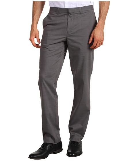 Pantaloni Calvin Klein - Glen Check Bowery Pant - Concrete