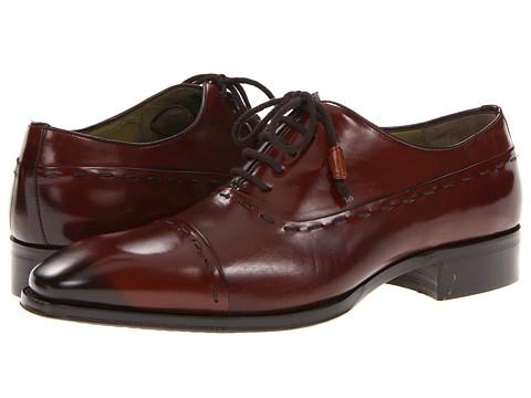 Pantofi Mezlan - Brizio - Cognac