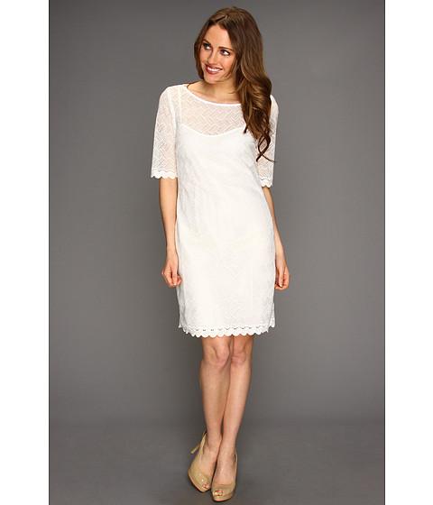 Rochii Trina Turk - Steffi Dress - White Wash