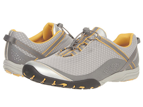 Adidasi Clarks - Sprint Oxygen - Light Grey with Orange