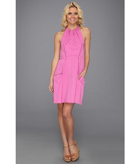 Rochii Jessica Simpson - Halter Dress - Super Pink
