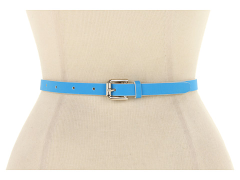 Curele Cole Haan - Reflective Belt - Blue Topaz