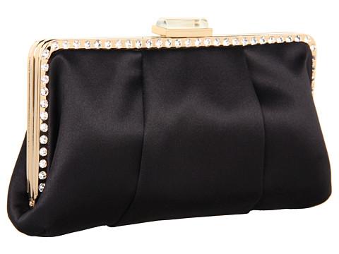 Posete Franchi Handbags - Brielle - Black