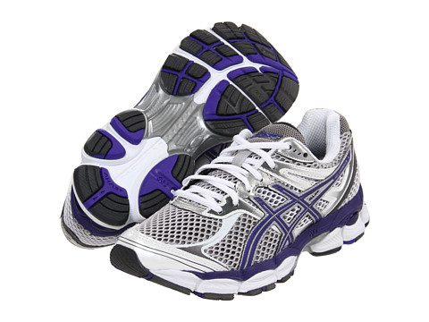 Adidasi ASICS - GEL-CumulusÃ'® 14 - Lightening/Purple/Silver