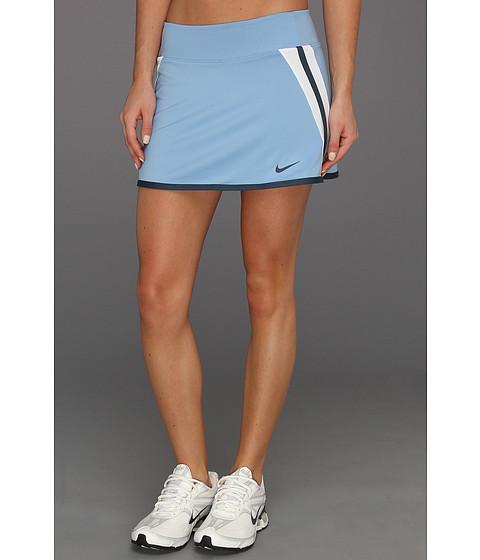 Fuste Nike - Power Skirt - Light Blue/White/Squadron Blue/Squadron Blue