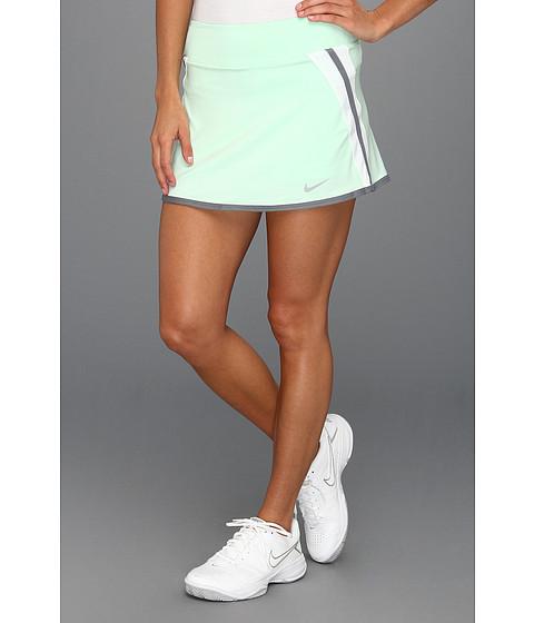 Fuste Nike - Power Skirt - Arctic Green/White/Cool Grey/Matte Silver