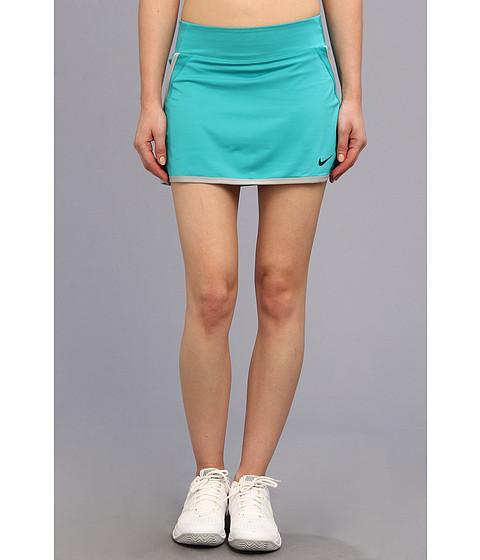 Fuste Nike - Power Skirt - Turbo Green/Turbo Green/Base Grey/Black