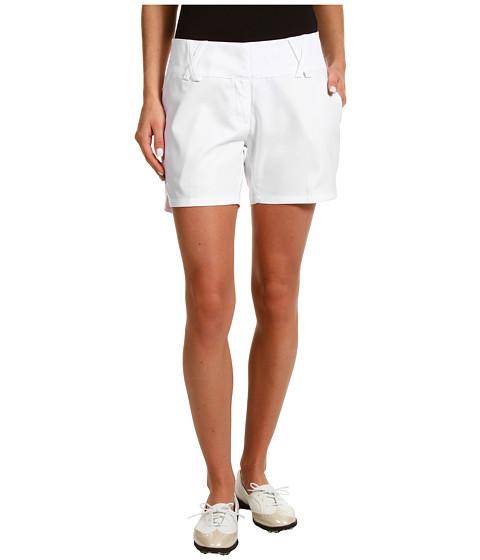Pantaloni adidas - ClimaLite® Stretch Novelty Short \13 - White