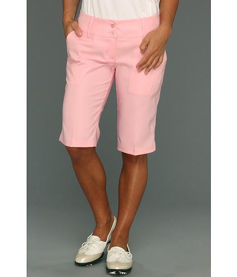 Pantaloni adidas - ClimaLiteî Stretch Twill Bermuda Short \13 - Blush/White