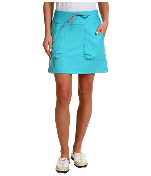 Pantaloni adidas - Fashion Performance Knit Skort \13 - FP Aqua/FP Candy