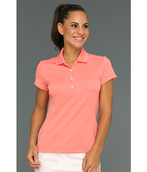 Tricouri adidas - ClimaLiteî Solid Polo \13 - Watermelon