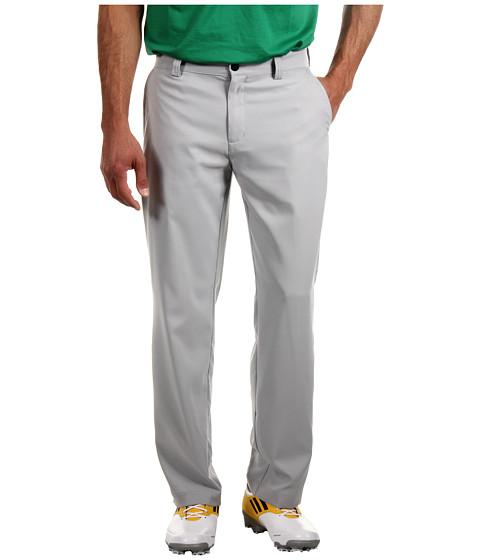 Pantaloni adidas - ClimaLiteî Flat Front Pant \13 - Chrome/White