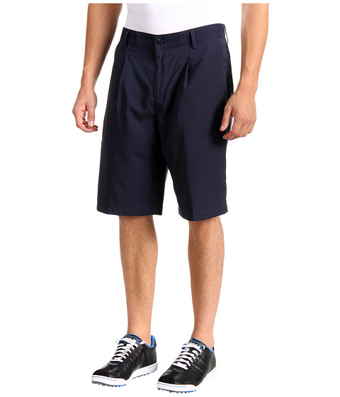 Pantaloni adidas - ClimaLiteî Pleated Tech Short \13 - Navy