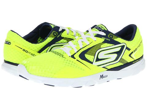 Adidasi SKECHERS - GO Run - Speed - Lime/Blue