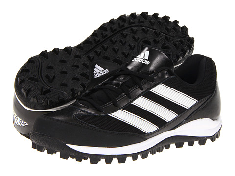 Adidasi adidas - Turf Hog LX Low - Baseball - Black/Running White