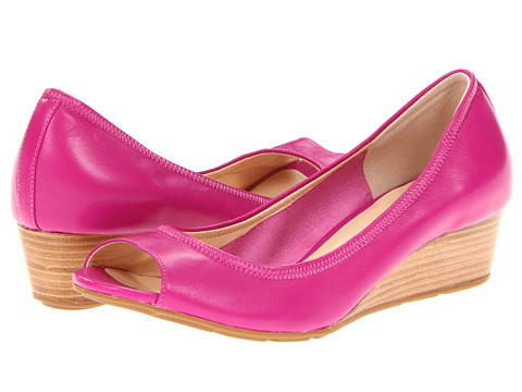 Pantofi Cole Haan - Air Tali OT Wedge 40 - Pink Tourmaline