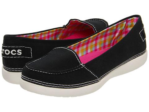 Balerini Crocs - Melbourne II Short Vamp - Black/Oyster