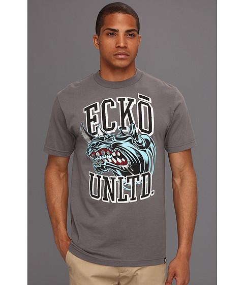 Tricouri ECKO - 10 Years Mad - Metal Grey
