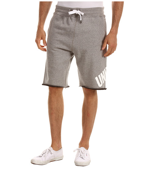 Pantaloni ECKO - Melrose French Terry Short - Medium Grey Heather
