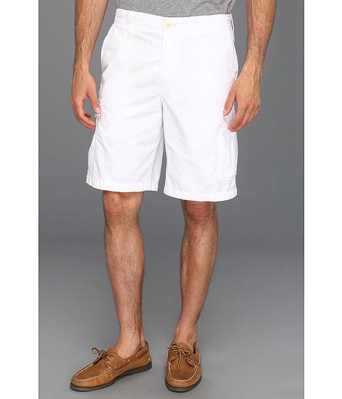 Pantaloni IZOD - Ripstop Cargo Short - White