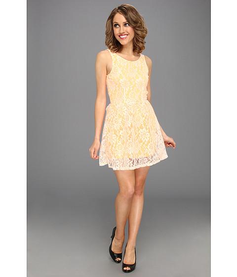 Rochii Gabriella Rocha - Cameron Lace Dress - Orange