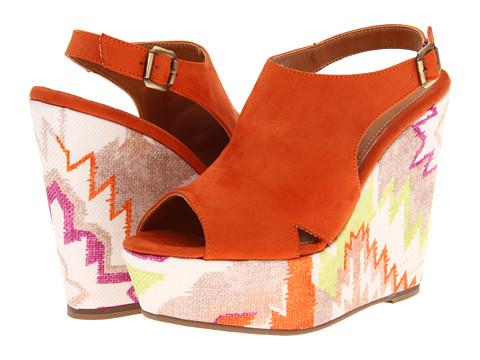 Pantofi Gabriella Rocha - Cassie - Orange/White