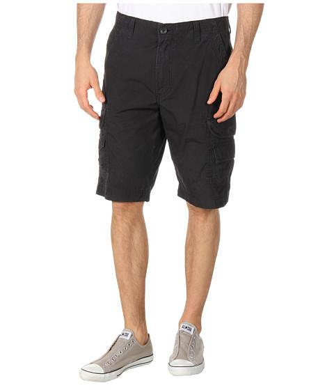 Pantaloni Calvin Klein - Solid Cargo Short - Black