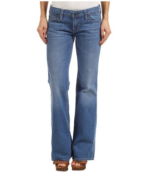 Blugi Big Star - Remy Mid Rise Bootcut Jean in Olympia Pale - Olympia Pale