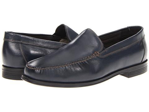 Pantofi Florsheim - Croquet Venetian - Navy