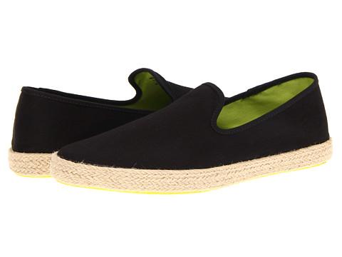 Pantofi Sperry Top-Sider - Drifter Espadrille - Black/Gray