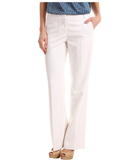 Pantaloni Anne Klein New York - Wide Leg Pant - White