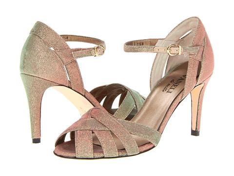 Pantofi Vaneli - Elita - Multi Silver Labry Fabric