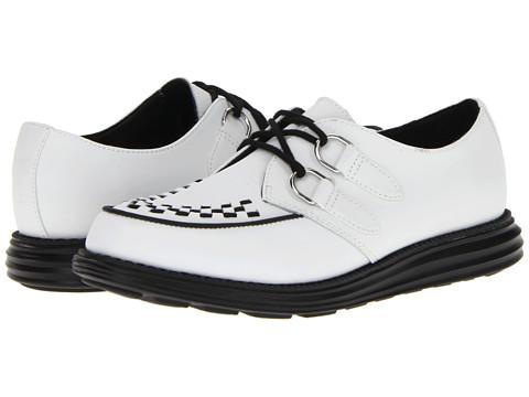Adidasi SKECHERS - Groove Lite - Punk Creep - White