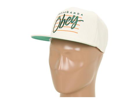 Sepci Obey - Sidelines Snapback Hat - Natural