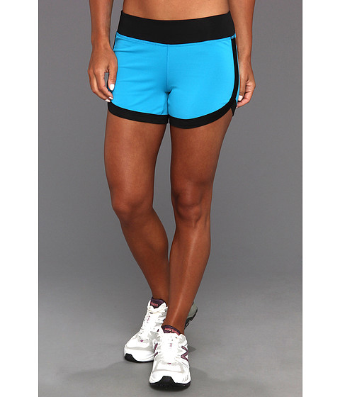 Pantaloni New Balance - Sweetheart Short - Blue Black
