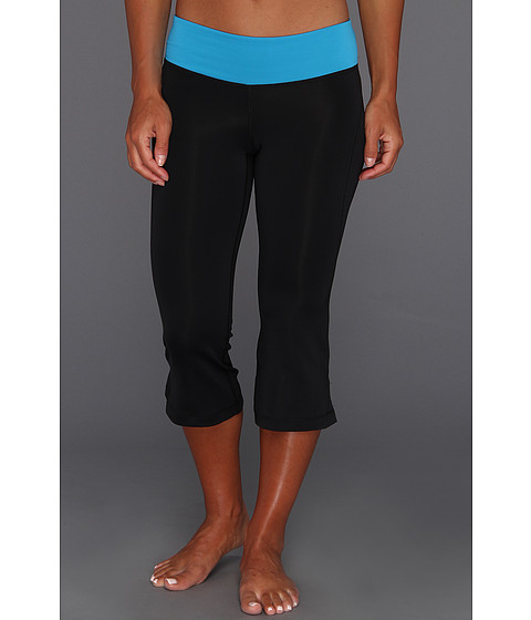Pantaloni New Balance - Split Leg Capri - Atomic Blue
