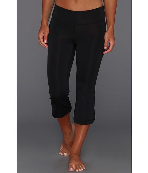 Pantaloni New Balance - Split Leg Capri - Black