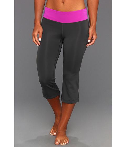 Pantaloni New Balance - Split Leg Capri - Purple Cactus Flower