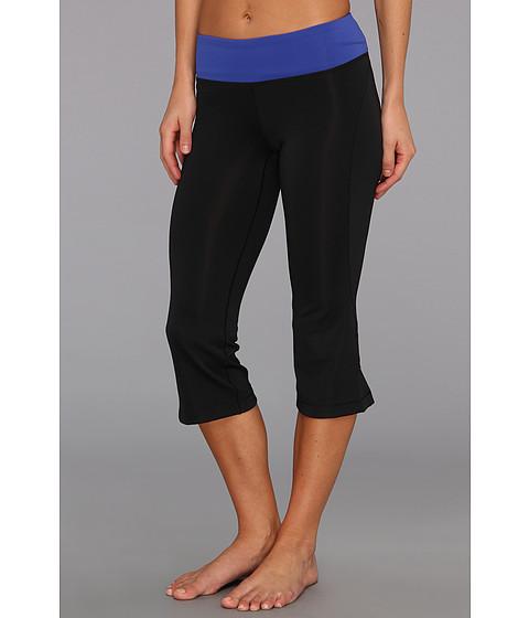 Pantaloni New Balance - Split Leg Capri - Azurite