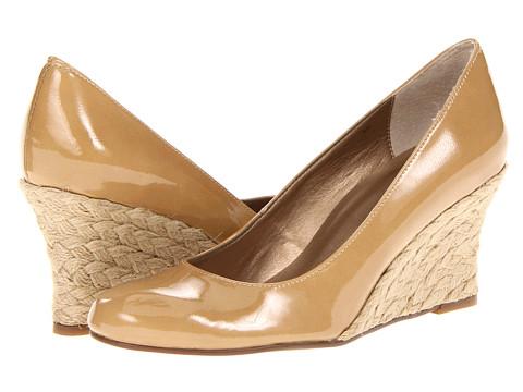 Pantofi Vaneli - Urrike - Nude Smack Patent