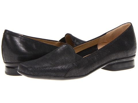 Pantofi Sesto Meucci - Exedra - Black Pallino Tex