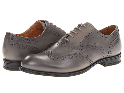 Pantofi Ben Sherman - Douglas Wing Tip Brogue - Grey