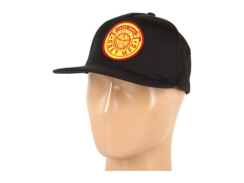 Sepci Obey - Obey Trademark Snapback Hat - Black