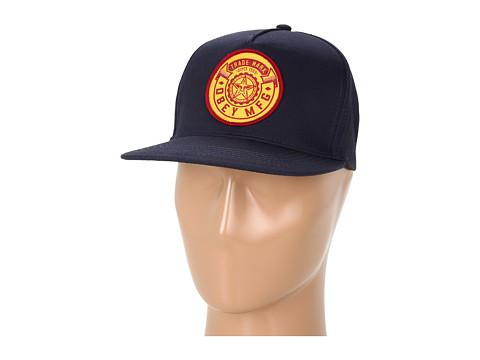 Sepci Obey - Obey Trademark Snapback Hat - Dusty Navy