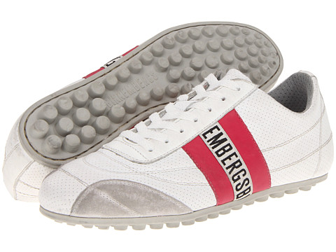 Adidasi Bikkembergs - BKE105393 - White/Fuchsia