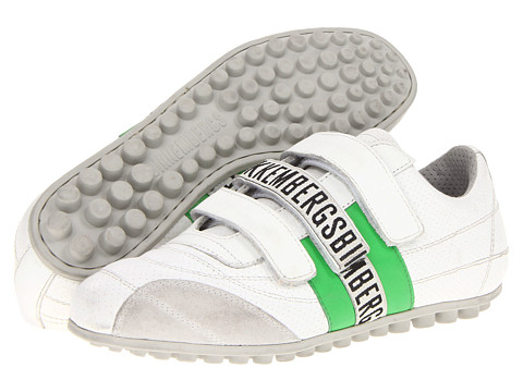 Adidasi Bikkembergs - BKE105417 - White/Green
