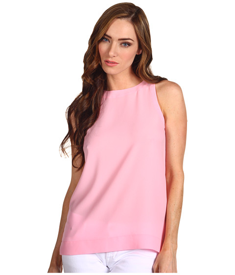 Bluze Tibi - Sleeveless Shell - Pink