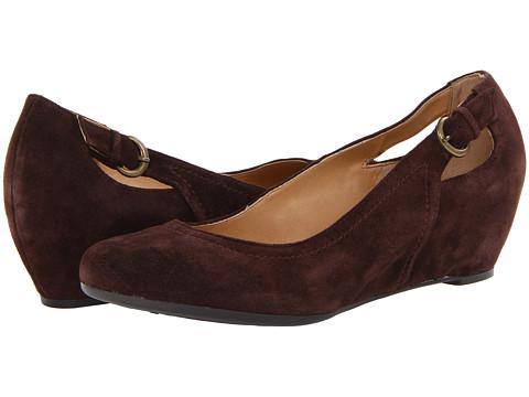 Pantofi Naturalizer - Naja - Oxford Brown Suede
